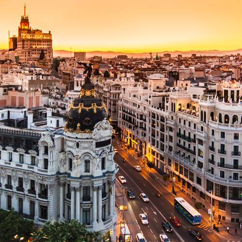 Event management for companies in Madrid
