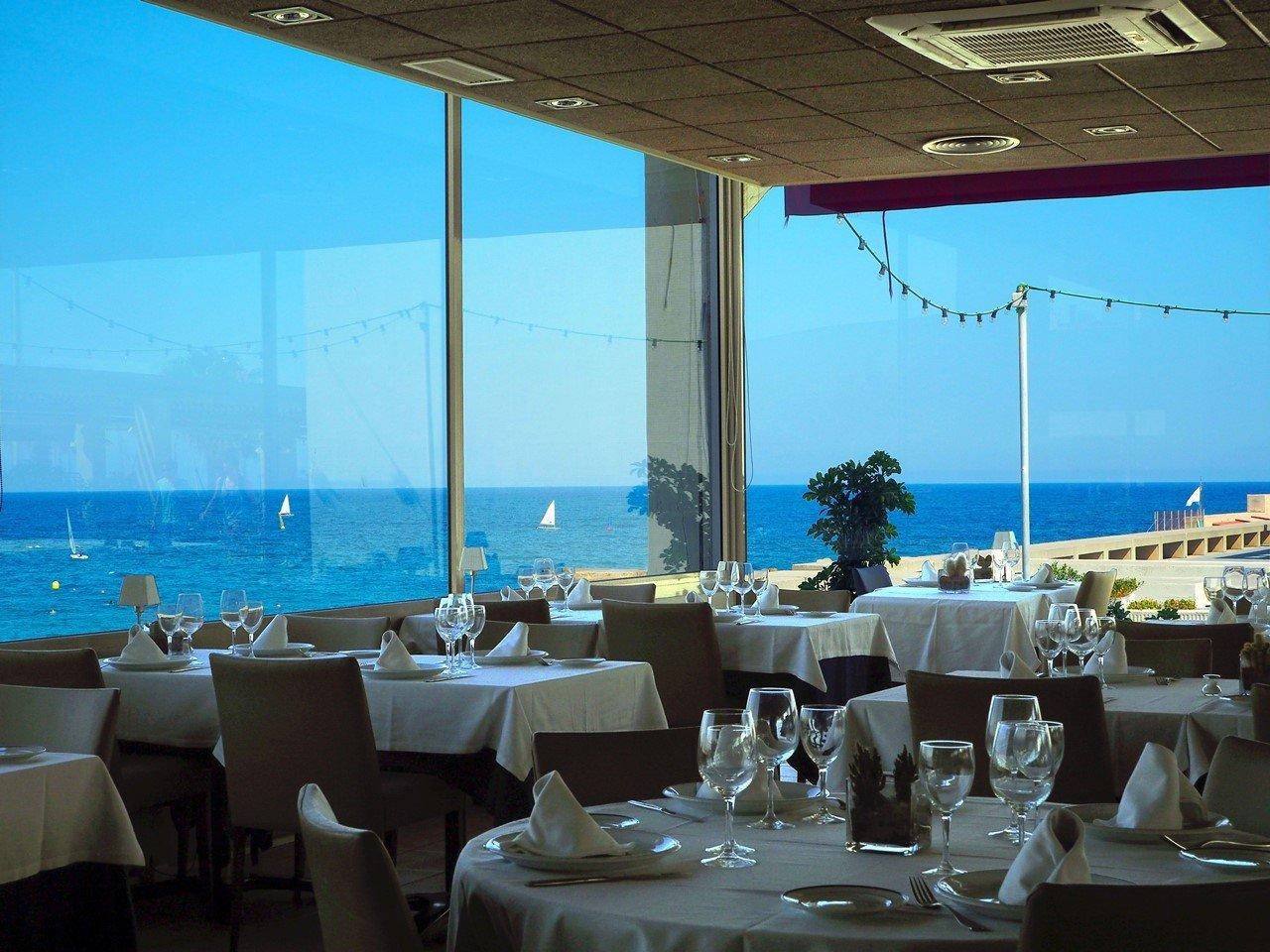 Restaurant Port Olimpic 1