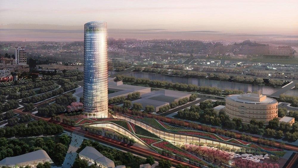 New 5 star hotel in Seville