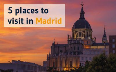 What to see in Madrid: Top 5 tourist attractions.
