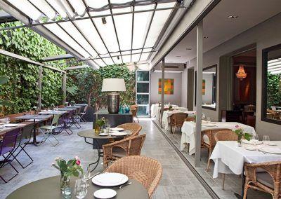 Restaurant in Barcelona