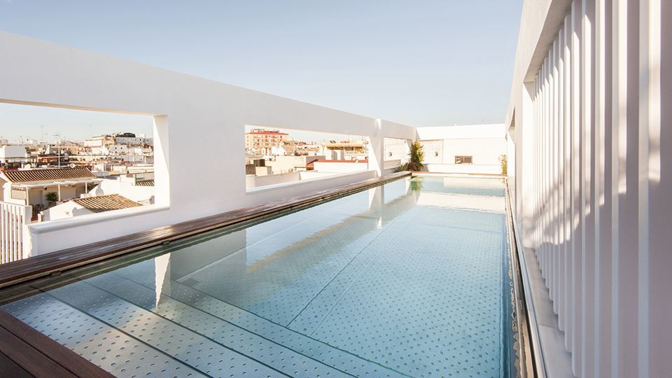 New 5-star luxury boutique hotel in Seville