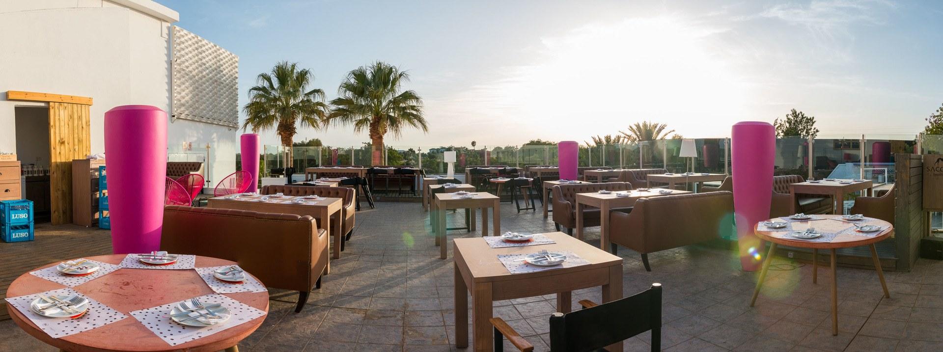 nightclub venue in the Algarve