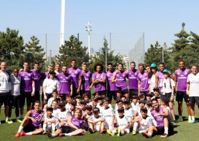 Real Madrid Campus Experience