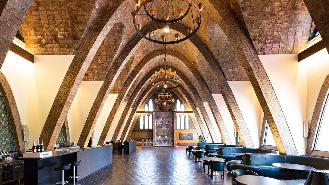 Wine cellar Barcelona
