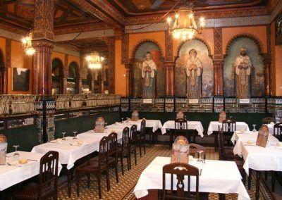 restaurant cafe bilbao