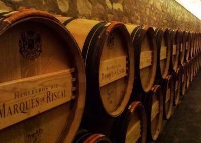 wine cellar bilbao
