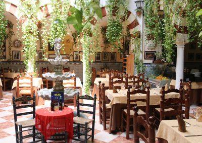 Bodegas Campos Restaurant Cordoba