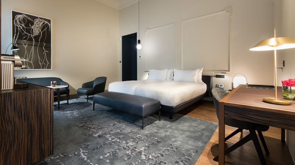 Mercer New 5-star luxury boutique hotel in Seville
