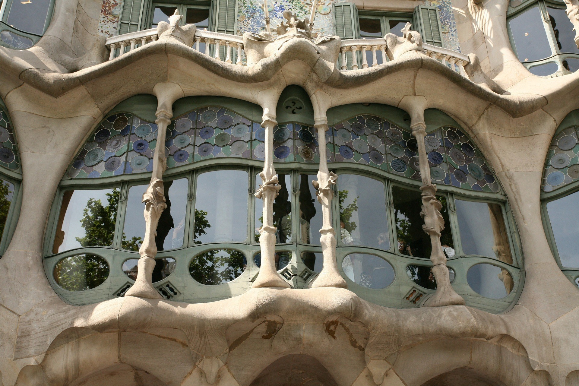 Visiting Barcelona: 5 Places Not to Miss - Casa Batlló