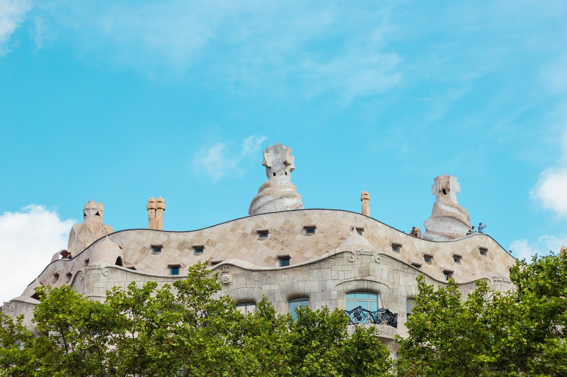 Visiting Barcelona: 5 Places Not to Miss - Gaudi