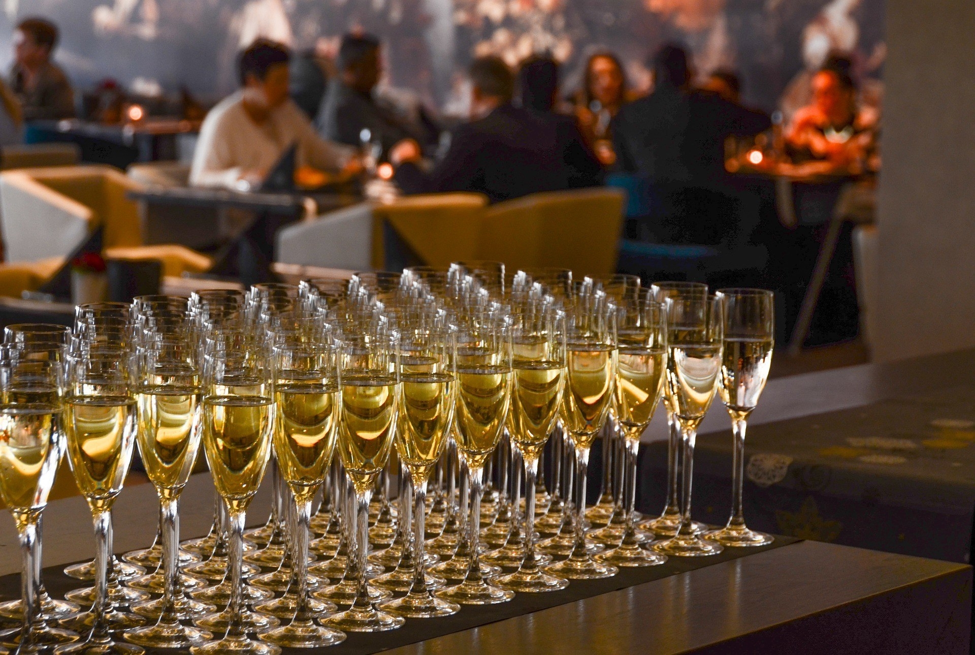 Corporate Events – How to organise them, and why? - dinner