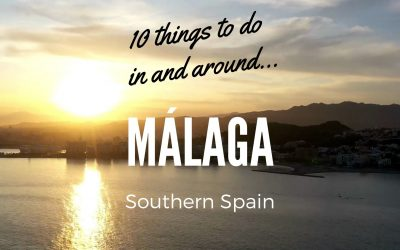10 Awesome things to do in & around Málaga (Spain)