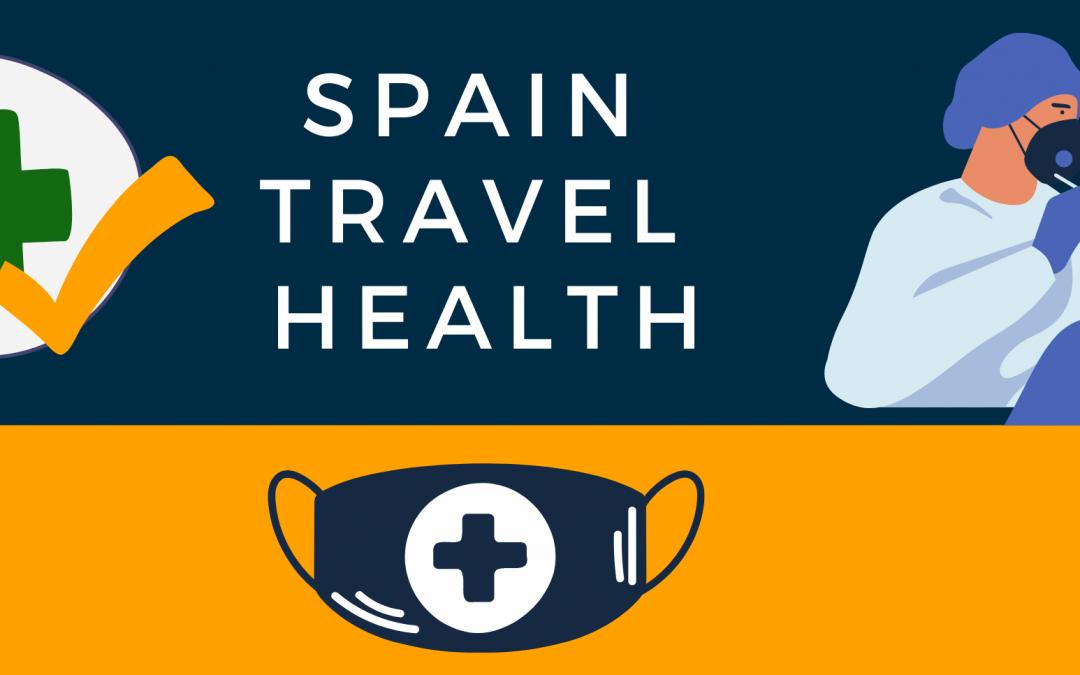 Spain Travel Health update