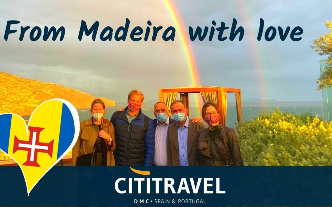 From Madeira with Love – a virtual journey