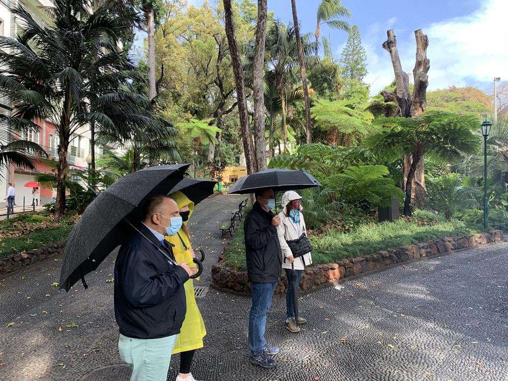 Municipal Garden Funchal