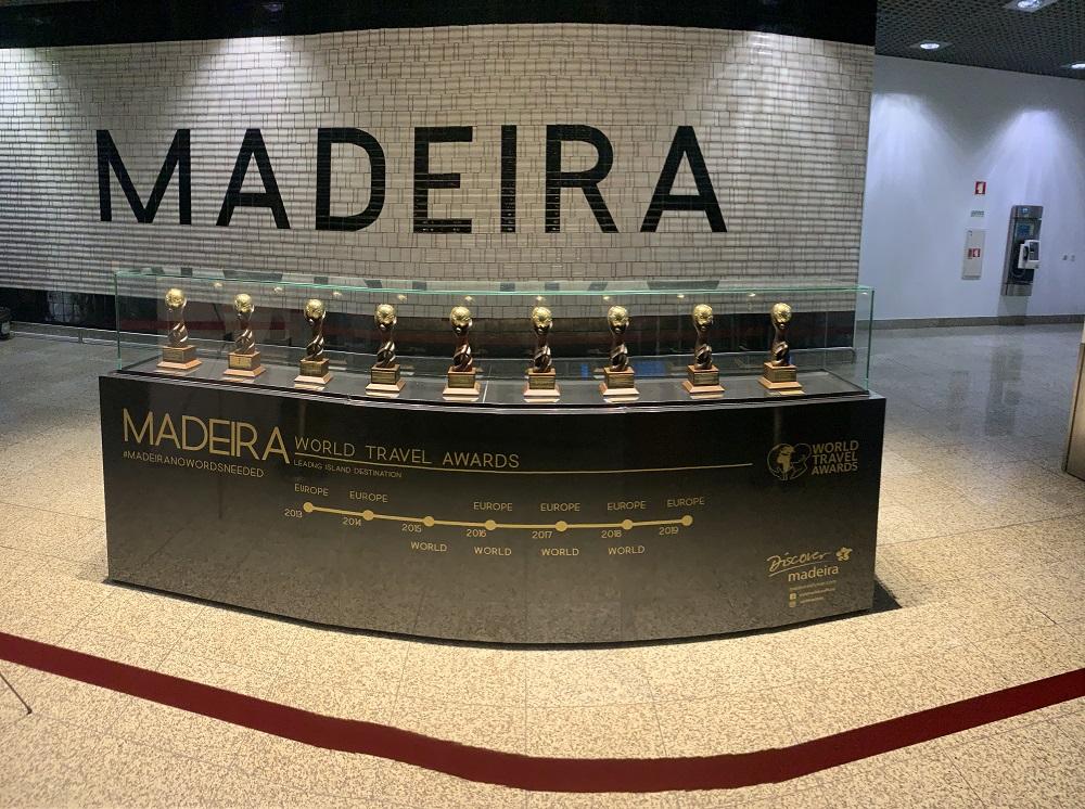 Madeira Travel Award winner