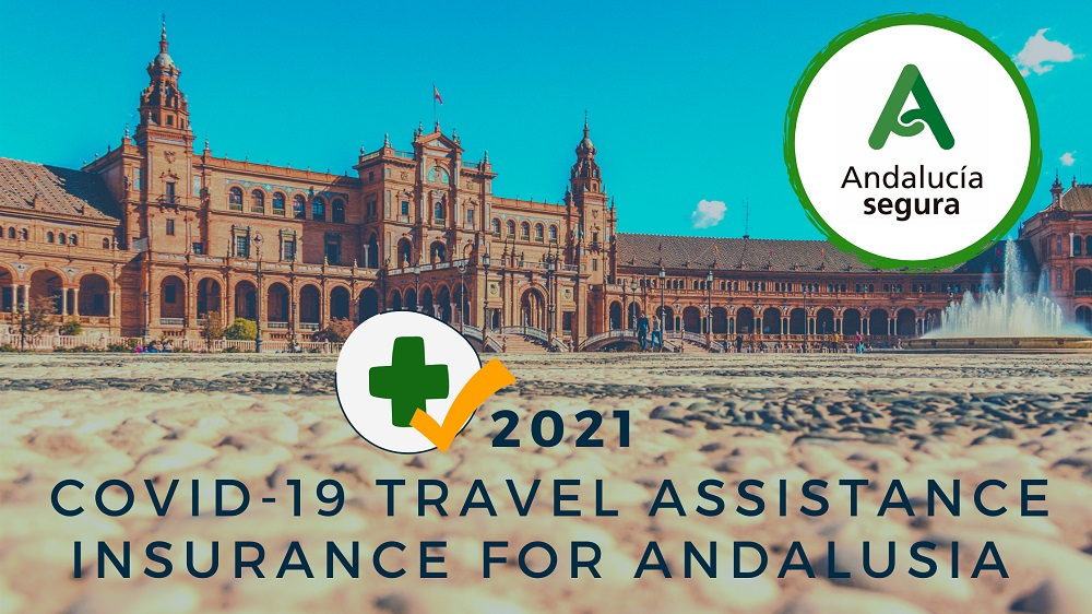 Andalusia COVID-19 travel insurance 2021
