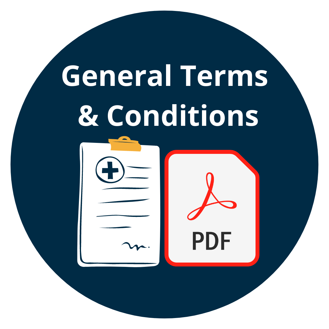 General terms & Conditions COVID-19 insurance Andalusia