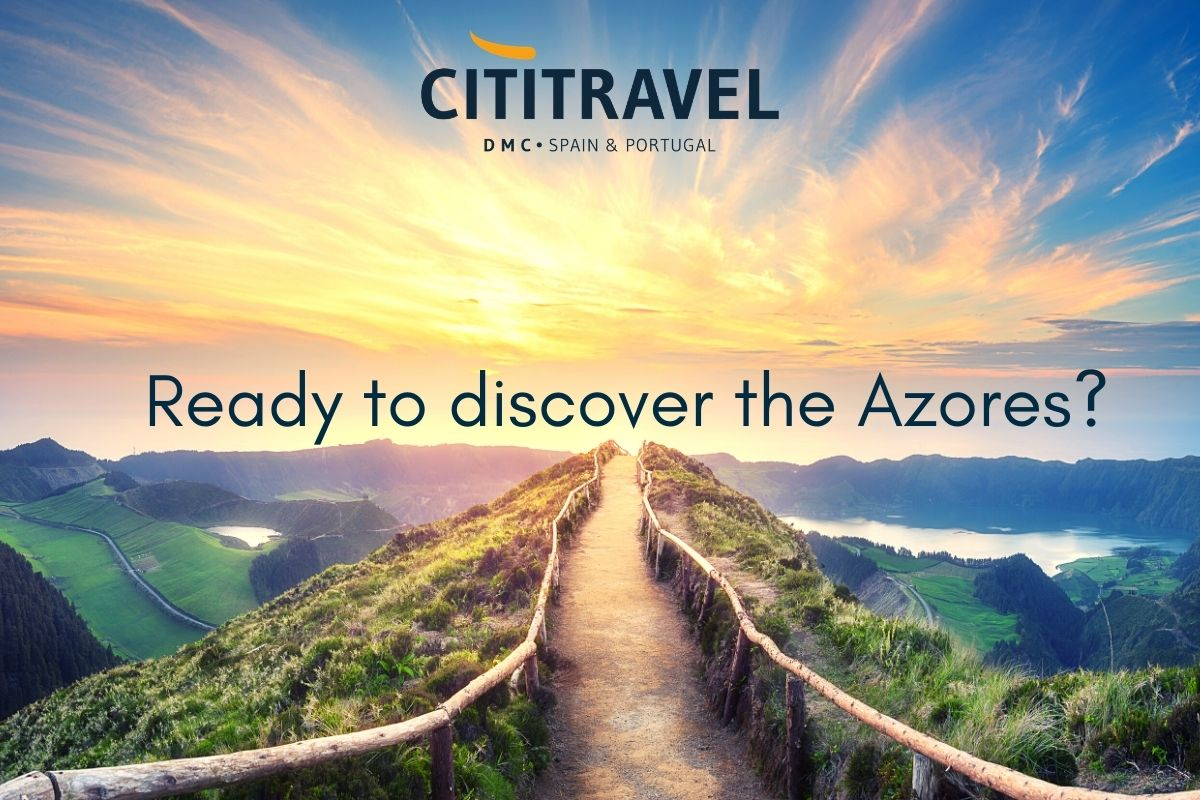Ready to discover the Azores with Cititravel DMC