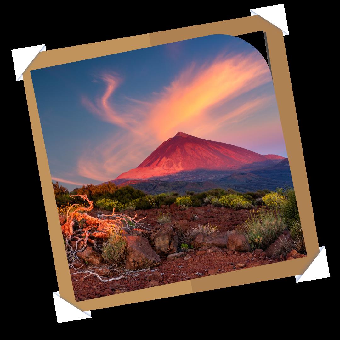 Tenerife landscapes