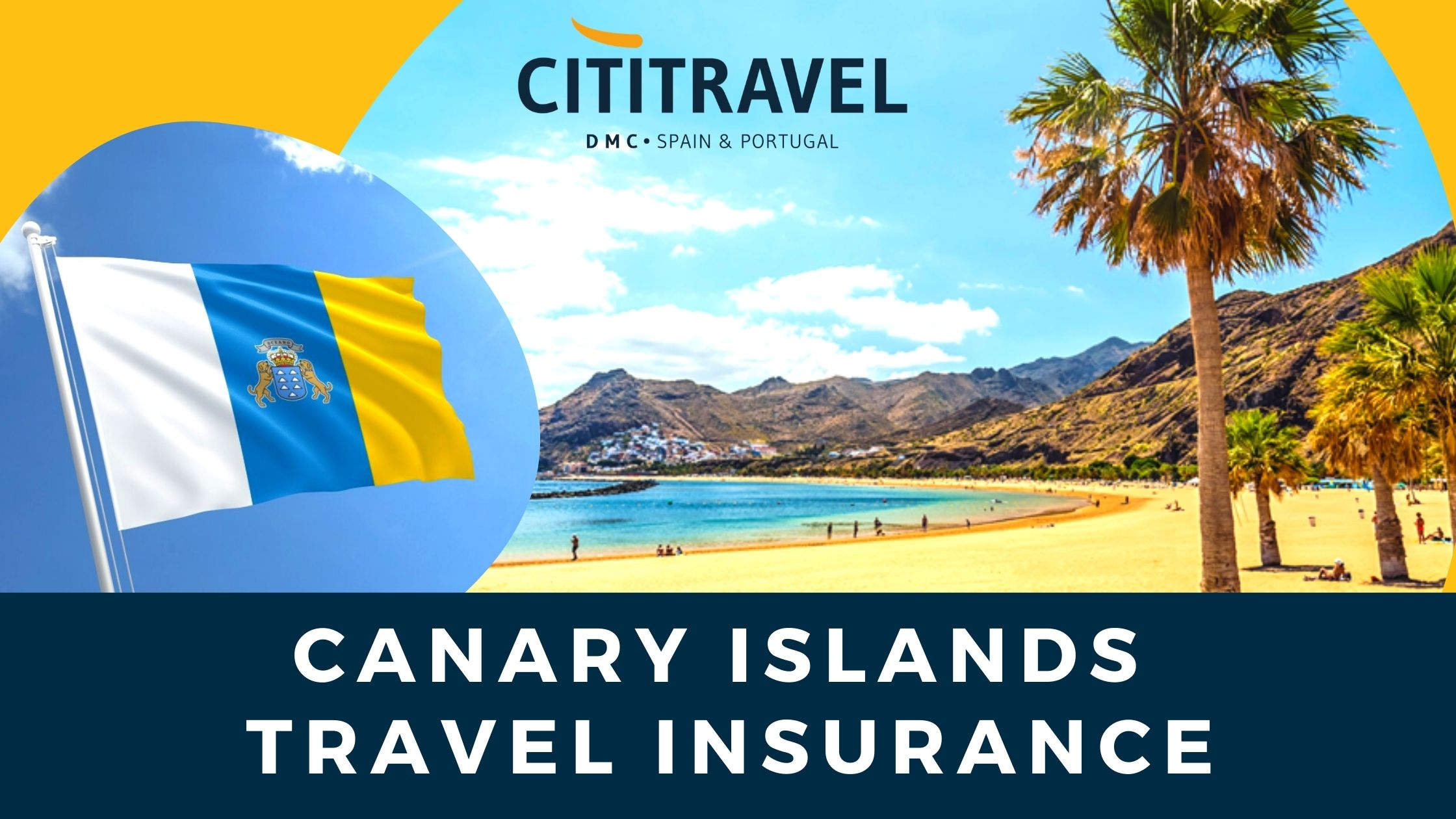 CANARY ISLANDS SIGNS A TRAVEL INSURANCE AGREEMENT THAT COVERS QUARANTINE OF TOURISTS ON THE ISLANDS