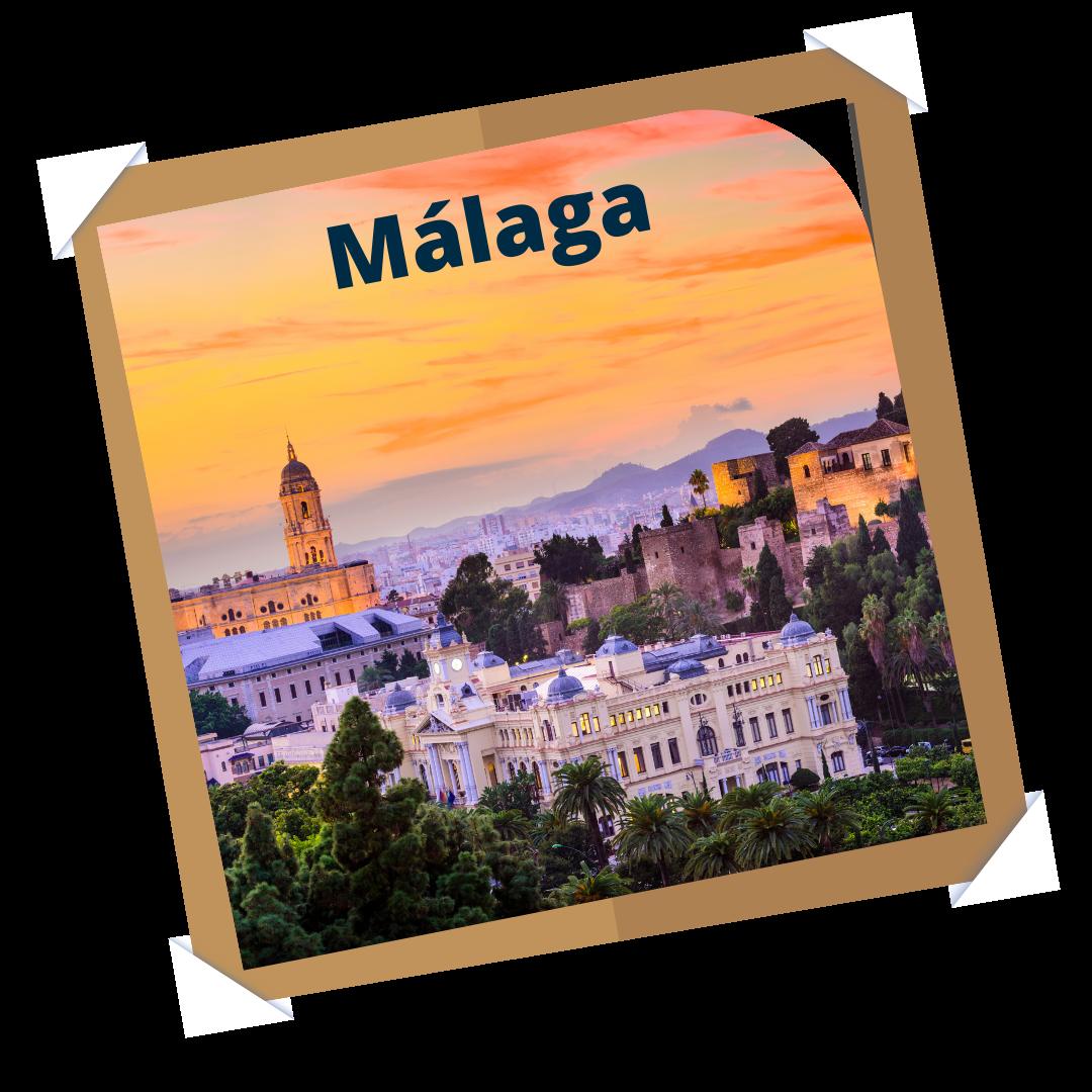 Málaga southern Spain