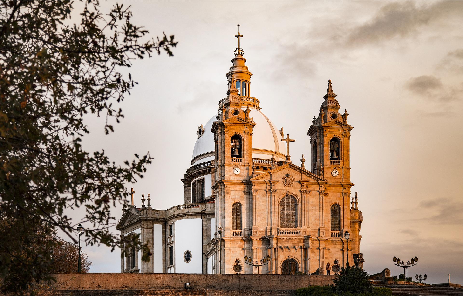 Braga churches